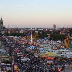 Guided tour through the Oktoberfest in Munich – September 22 till October 7